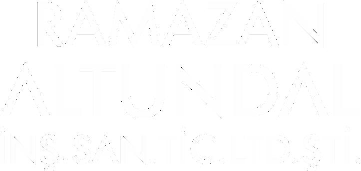 Ramazan Altundal İnşaat - Şanlıurfa Konut Projeleri